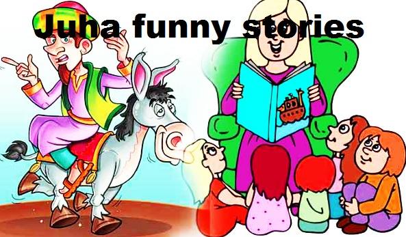 Juha Funny Stories
