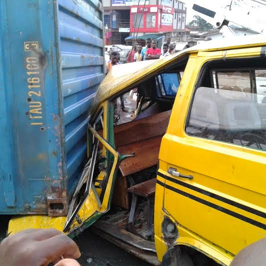 fatal accident ikorodu lagos