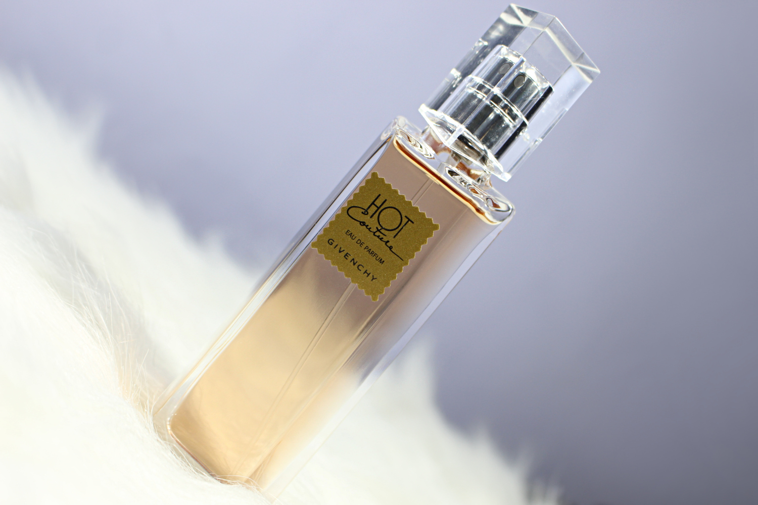 LVMH givenchy perfume close up picture