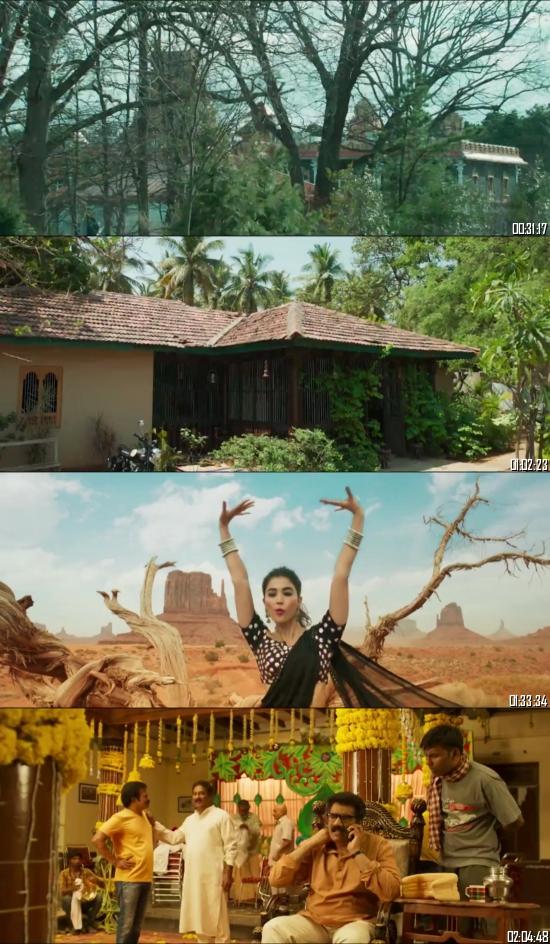 Saakshyam 2018 UNCUT HDRip 720p 480p Dual Audio Hindi Full Movie Download