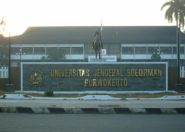 Universitas Jendral Soedirman purwokerto