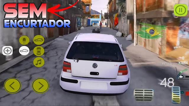 GTA Brasil Super Lite 200MB Apk Data Download for Android