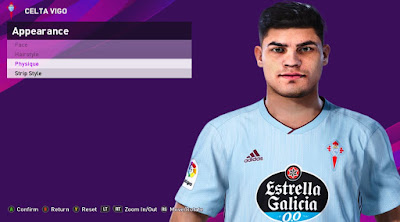 PES 2020 Faces Gabriel Fernández by Rachmad ABs