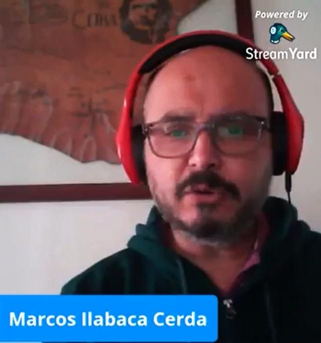 Marcos Ilabaca Cerda