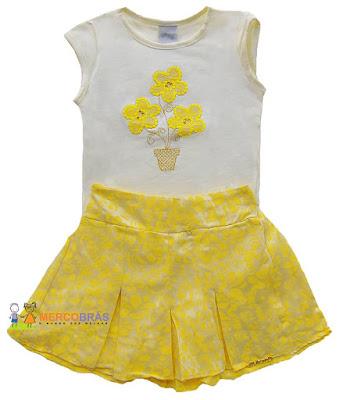 roupas infantis no atacado