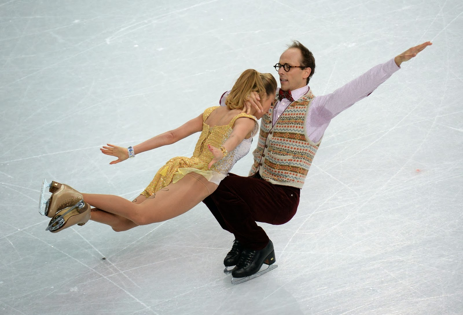 Sochi Olympics Us Won Gold Medal In Figure Skating