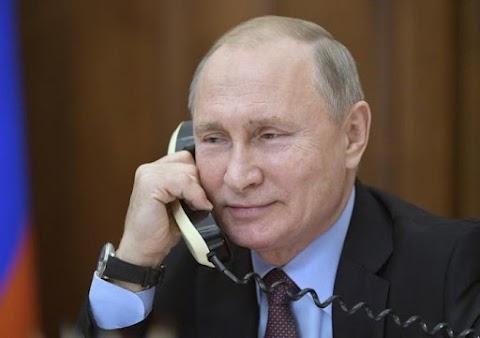 Putyin rászólt Zelenszkijre, hogy állítsa le a lakott települések lövetését