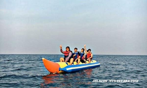 rencana perjalanan open trip pulau pari