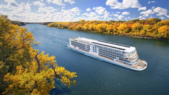 Viking journey line uncovers plans for new boat that will stop in St. Paul along Mississippi journey