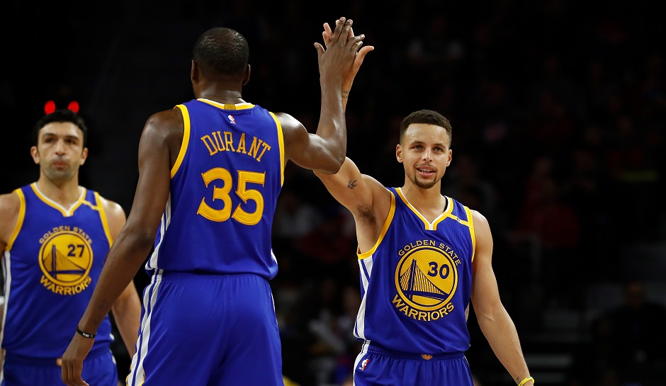 Golden State Warriors just 1 win away from NBA title