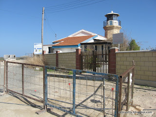 Kiti beach lighthouse