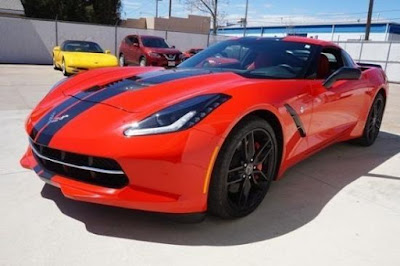 Certified Pre Owned 2015 Corvette at Purifoy Chevrolet