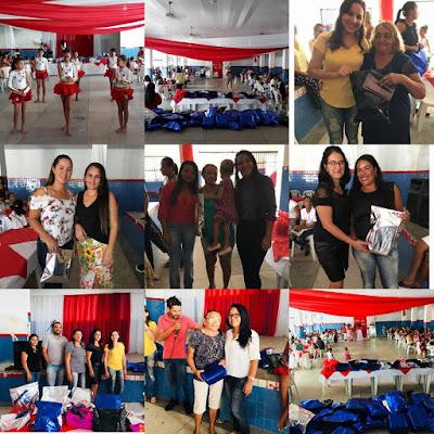 Prefeitura de Olho D'Água do Casado realiza  comemoração alusiva ao Dia das Mães