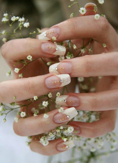 Gorgeous nail arts
