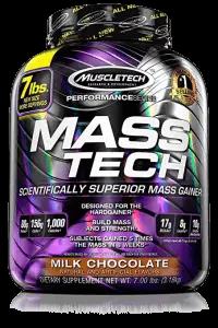 4. MuscleTech Mass Tech
