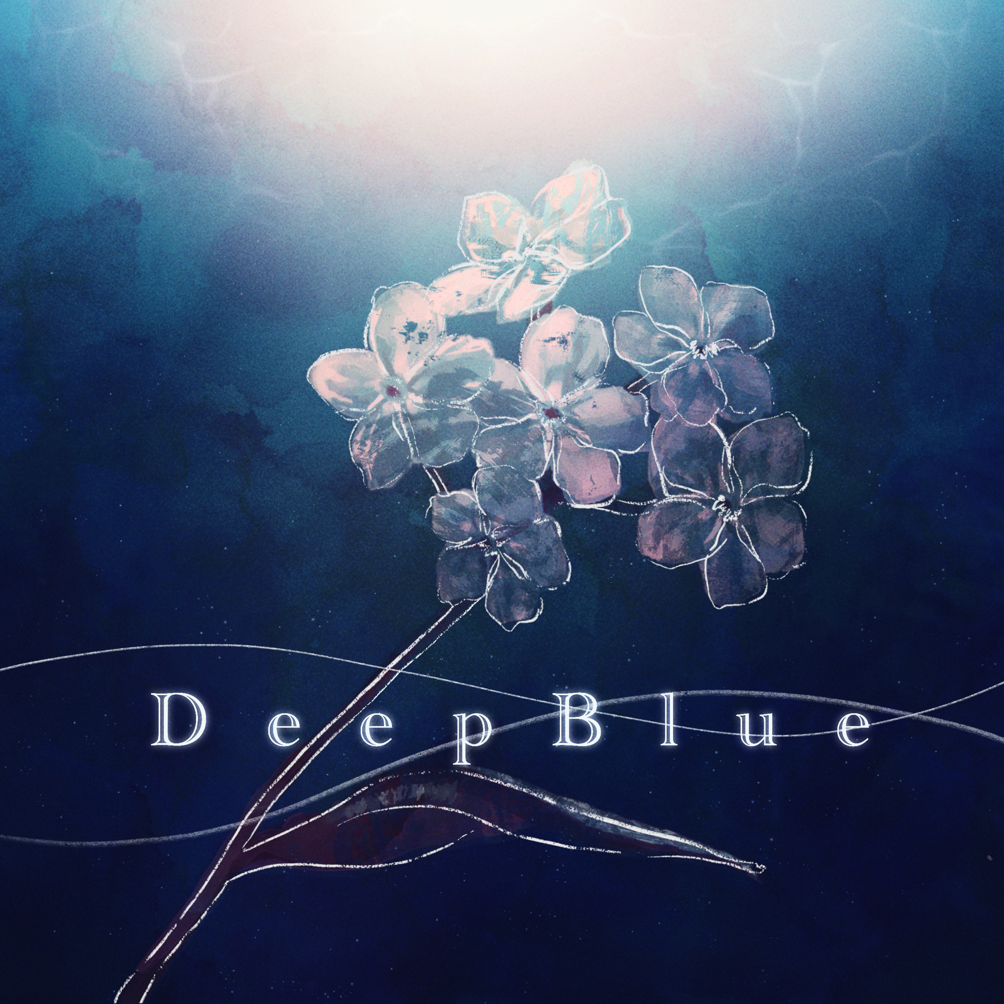 Ito Kashitaro - Deep Blue [2021.03.07+MP3+RAR]