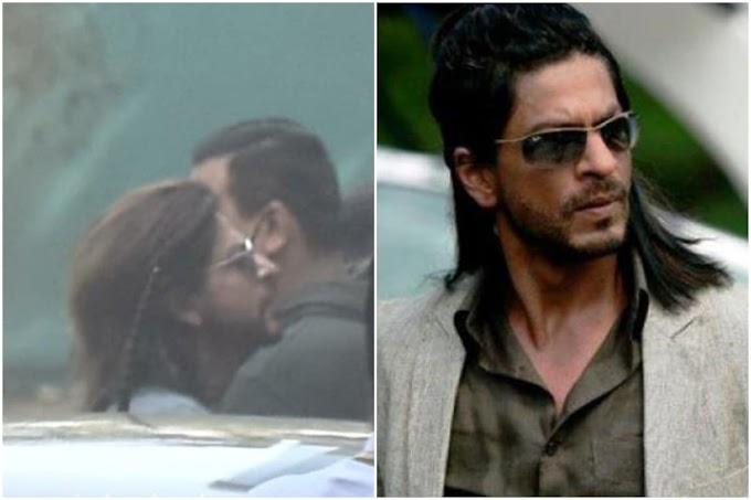Shah Rukh Khan Pathan Look