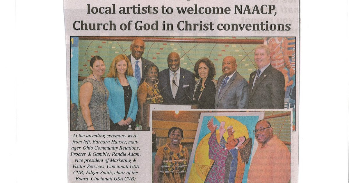 Cincinnati CVB partners with local artists to welcome ...