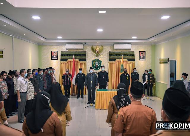 Irsan Efendi Nasution Lantik 13 Pejabat Administrator di Lingkungan RSUD Kota Padangsidimpuan.lelemuku.com.jpg