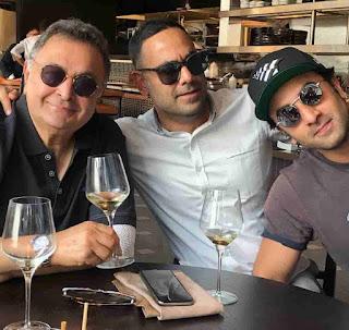 Ranbir Kapoor Drink