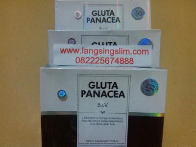 Produk Gluta Panacea