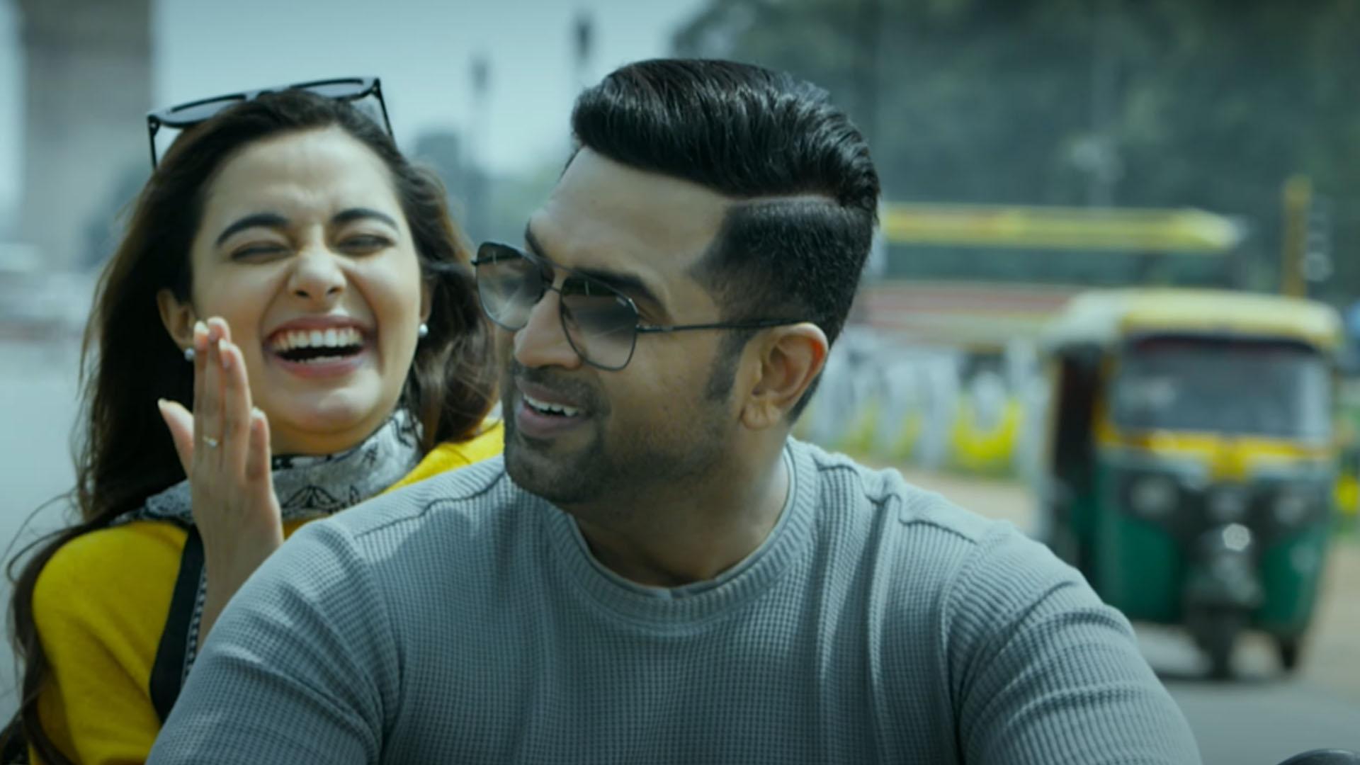 ArunVijayIn Borrder Tamil Official Trailer