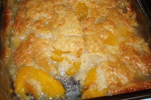 Best Cooking Recipes Peach Cobbler