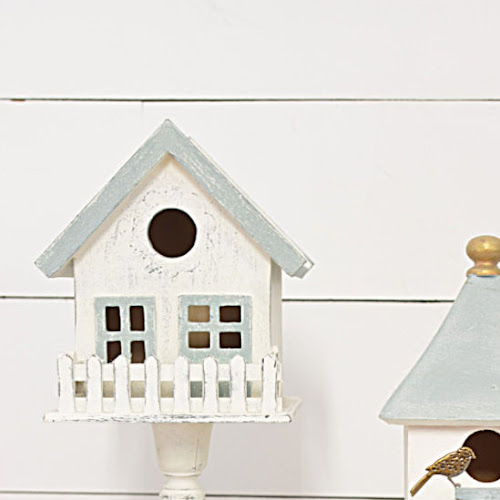 Easy DIY Indoor Birdhouse Decor for under $5