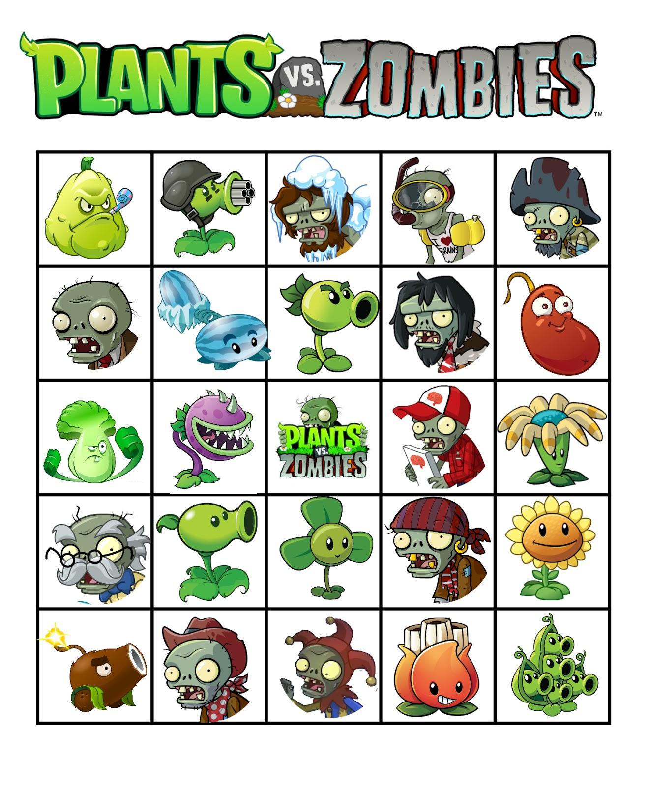 Free Bingo Cards For Kids