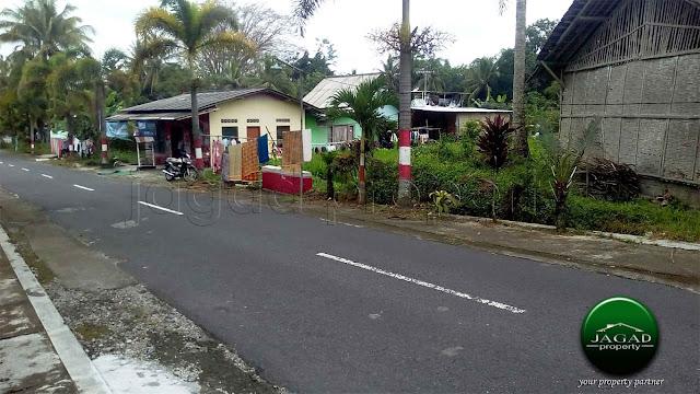 Tanah Luas jalan Kaliurang Km 15