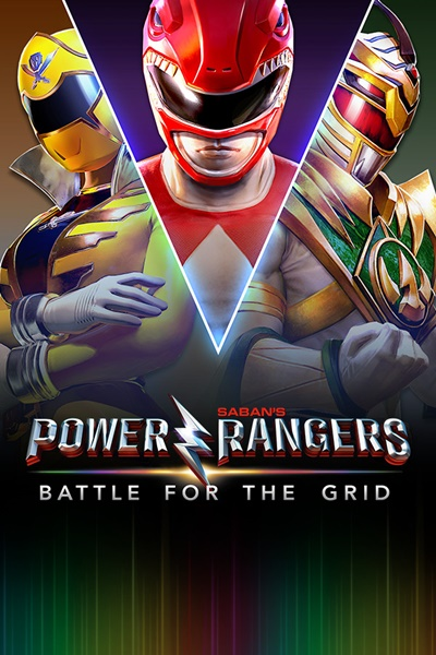 โหลดเกมส์ Power Rangers: Battle for the Grid Collector's Edition