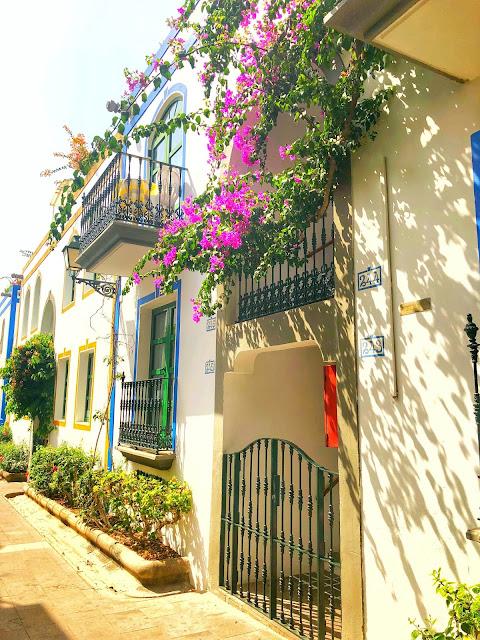 damazprowincji.blogspot.com miasteczko portowe gran canaria, wyspy kanaryjskie