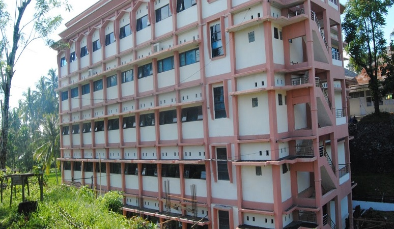 Gedung STIA Cimahi.