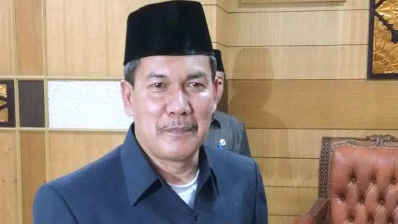 Johan Anuar Wakil Bupati OKU Sumsel