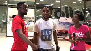 Gospel Hypers - Okay sokay in Ghana