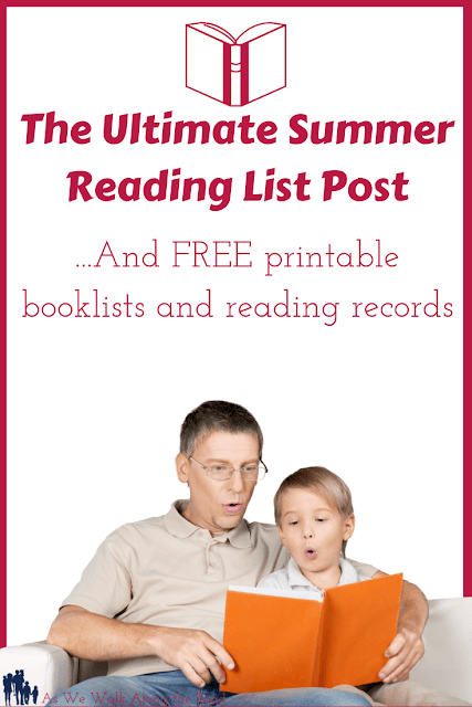 Ultimate Summer Reading Lists for all ages