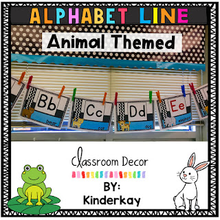 https://www.teacherspayteachers.com/Product/Alphabet-Line-Classroom-Posters-Animal-themed-4639148