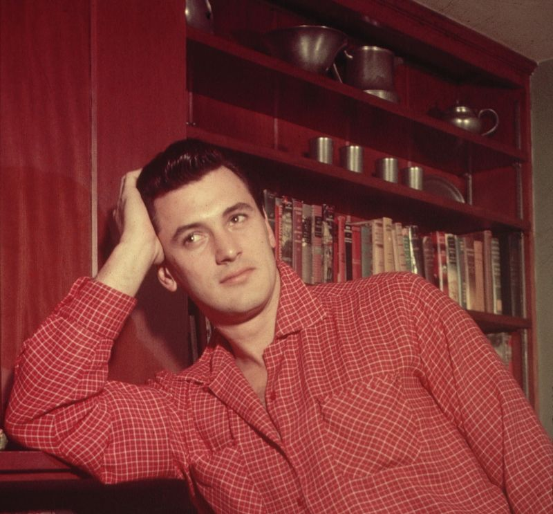 The Gentle Giant Rock Hudson Through The Years Vintage News Daily