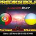 Prediksi Portugal vs Ukraine 23 Maret 2019