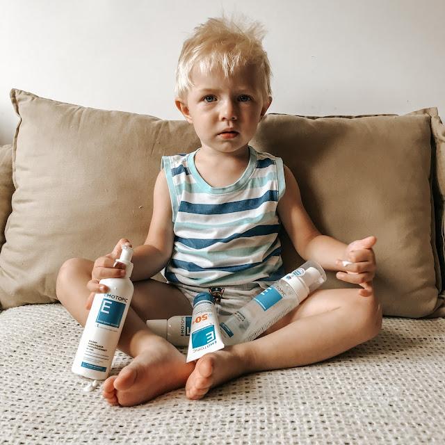 dziecko kosmetyki naturalne