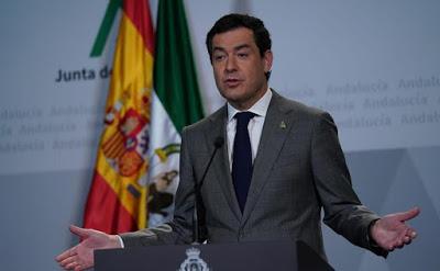 El Presidente de Andalucía anunció ayer que el culto de las Hermandades e Iglesia se suspende a las 18:00 horas