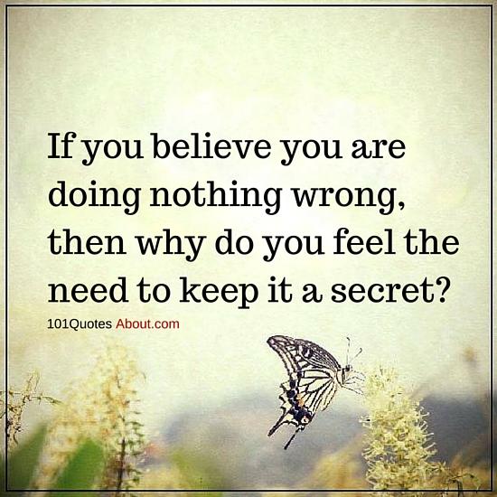 """""""Secret Quotes"""""""