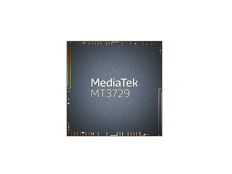MediaTek announces 800GbE MT3729 for Data Centers and 5G Infrastructures