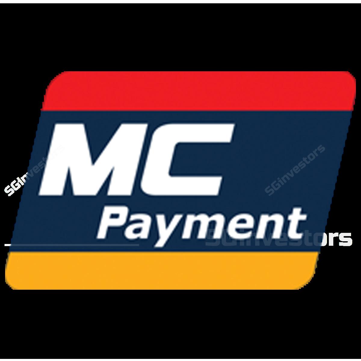 MC PAYMENT LIMITED (SGX:TVV) @ SGinvestors.io