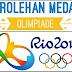 Daftar Perolehan Medali Olimpiade Rio 2016 Lengkap