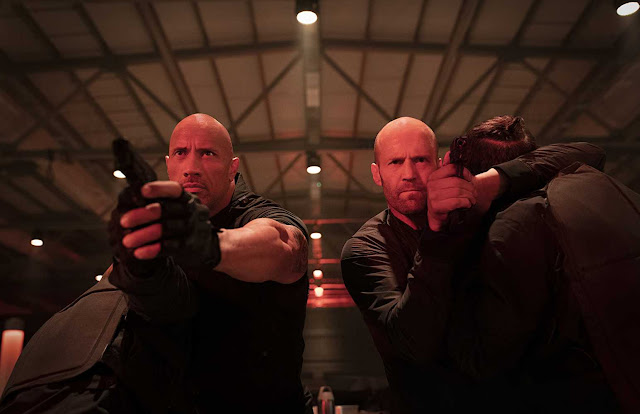 Download Fast & Furious Hobbs & Shaw (2019) In Hindi Dual Audio HDRip 720p || Moviesda 2