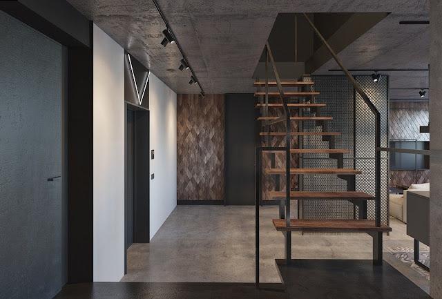 staircase design reinforcement
