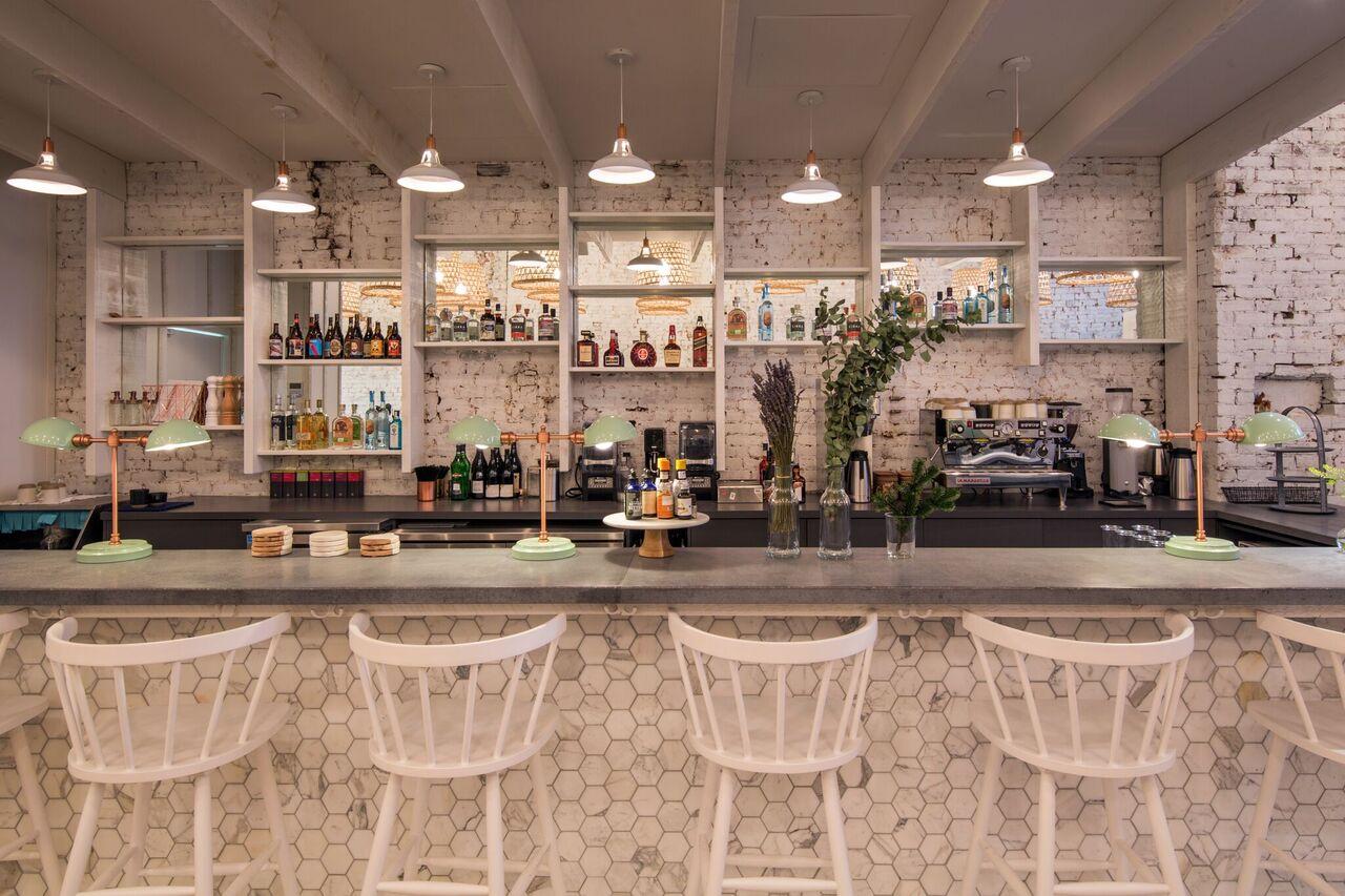 Lov restaurant la nouvelle destination v gane de montr al - Nouvelle cuisine montreal ...