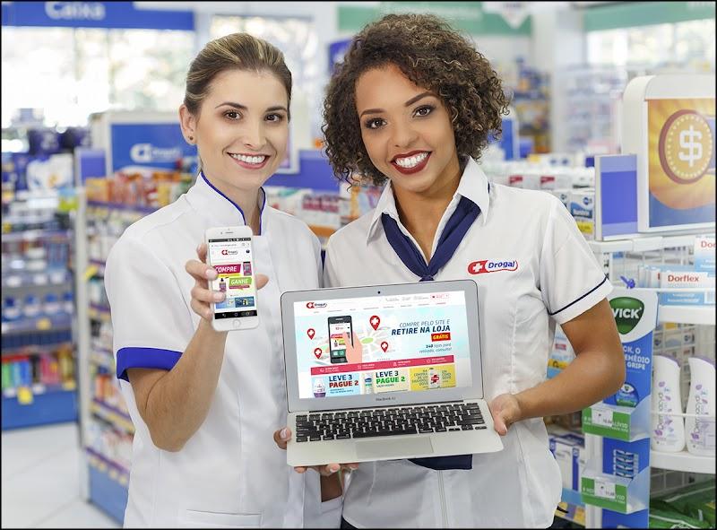 Rede Drogal lança e-commerce e passa atender todo o Brasil