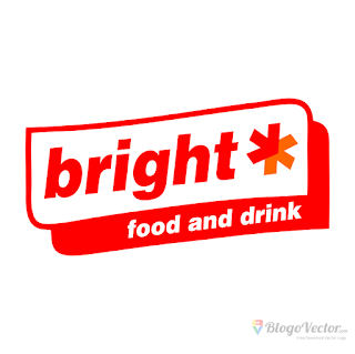 Bright food and drink Logo vector (.cdr)